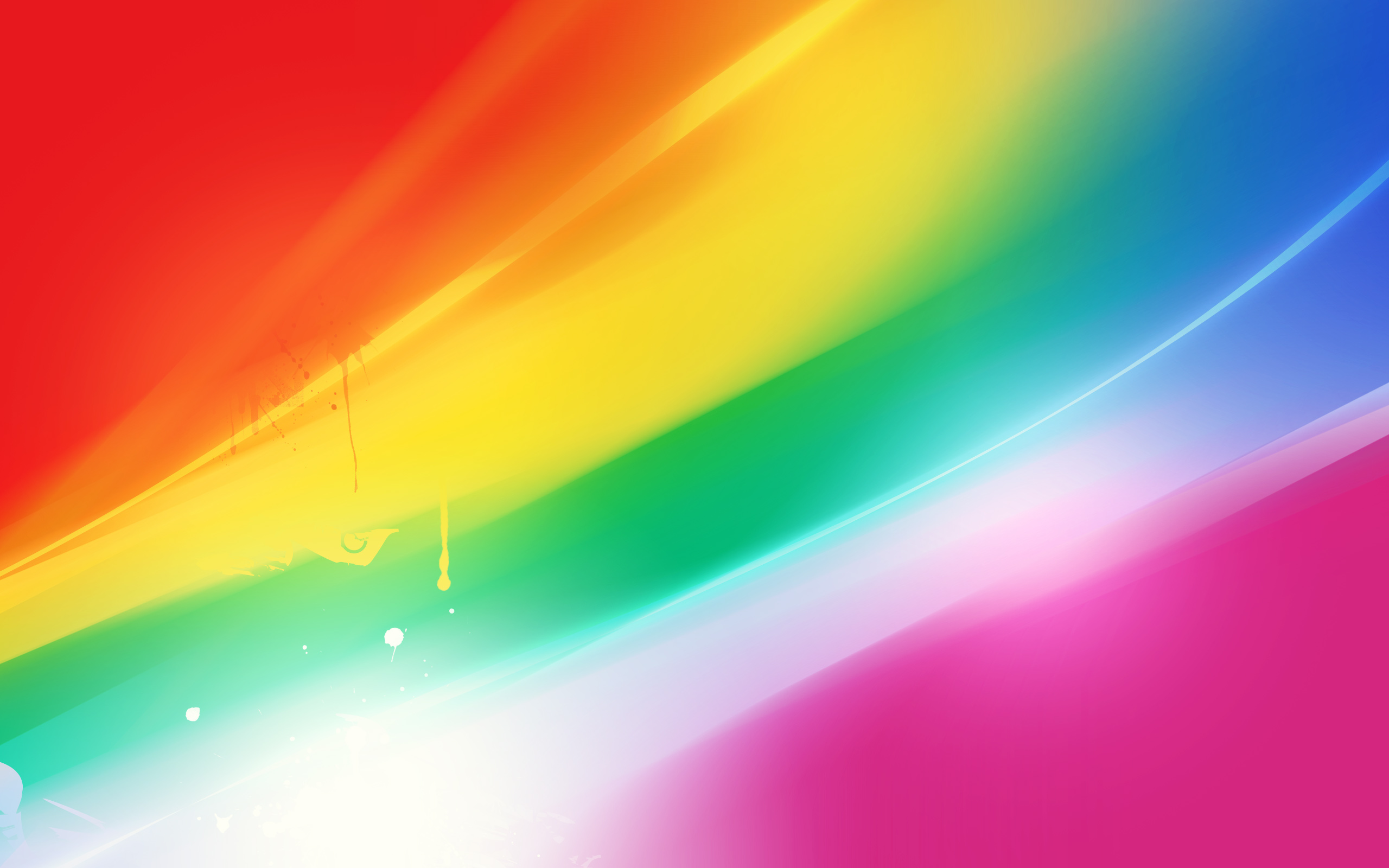 Striped Colorful Wallpapers  743.93 Kb