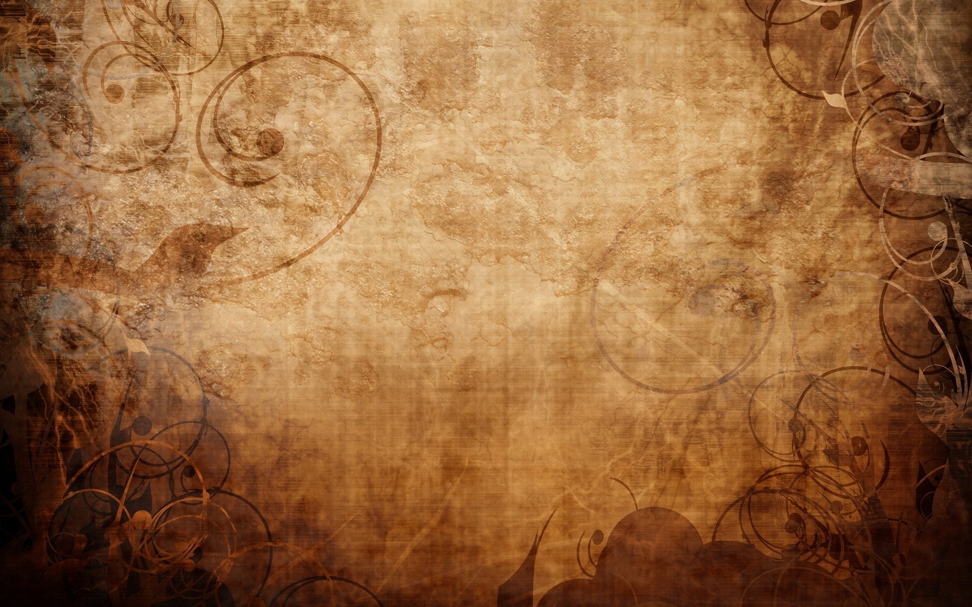 Brown Grunge Background Pattern #4234848, 1920x1200 | All ...