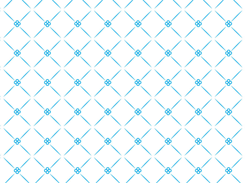 White and Blue Background Pattern