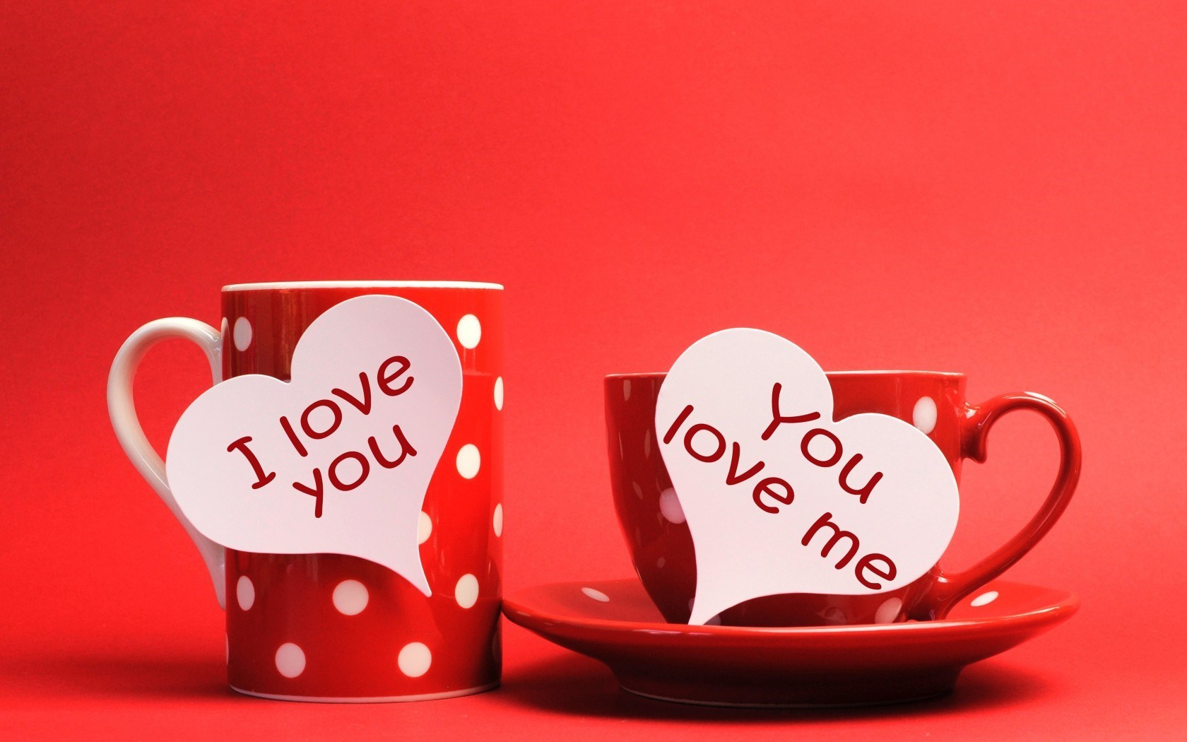 Images Of Love, Red Cups 1483.85 Kb
