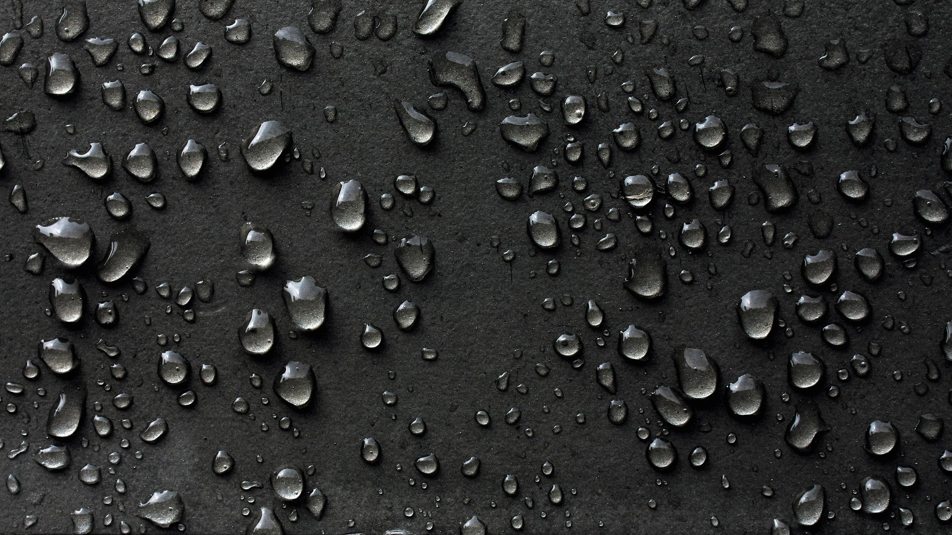 Water Drops Wallpaper Full HD