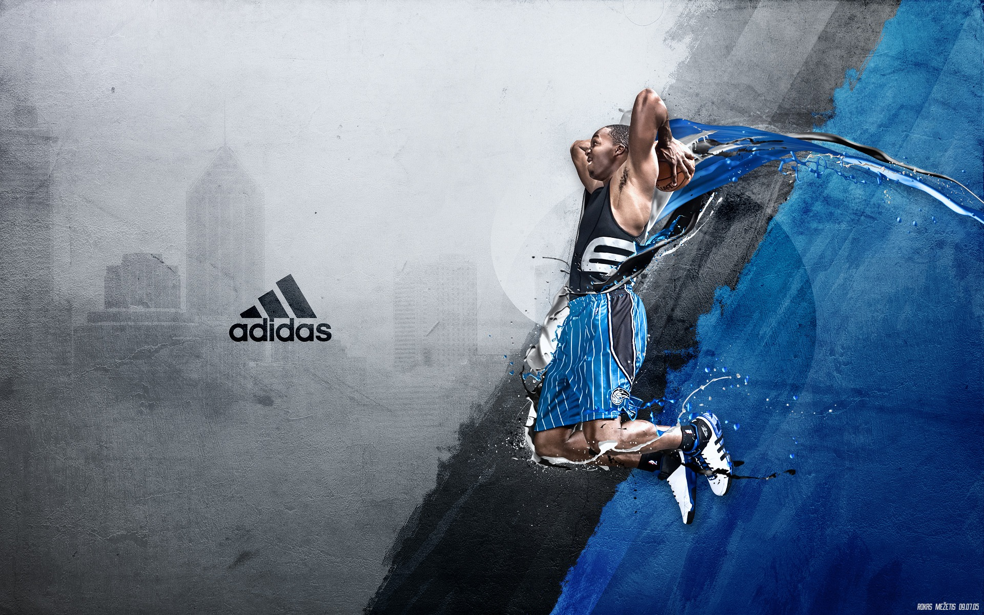 NBA Wallpaper Adidas Sportsman