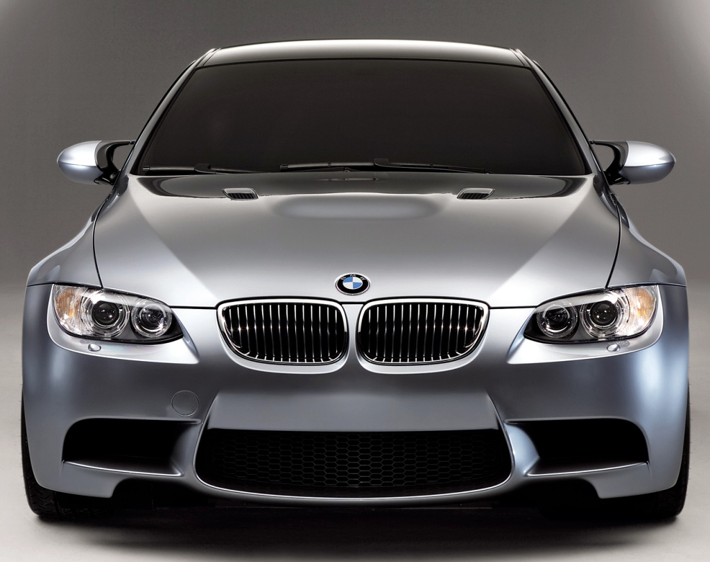 BMW Aggressive Front Look