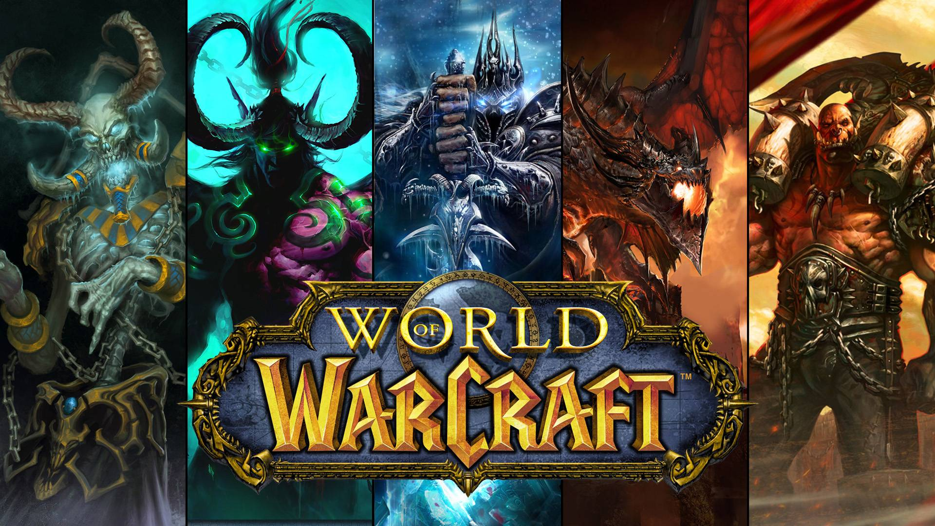 World Of Warcraft Series 441.42 Kb