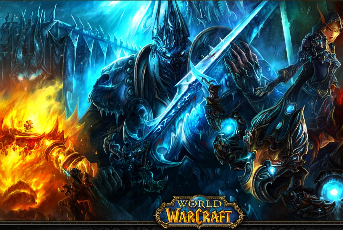 World Of Warcraft The Lich King 441.42 Kb