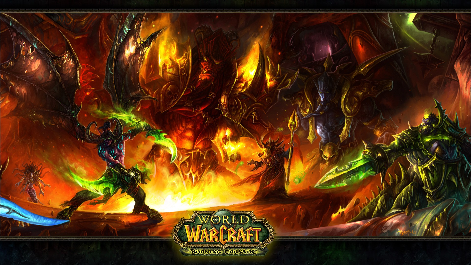 World Of Warcraft Burning Crusade 441.42 Kb