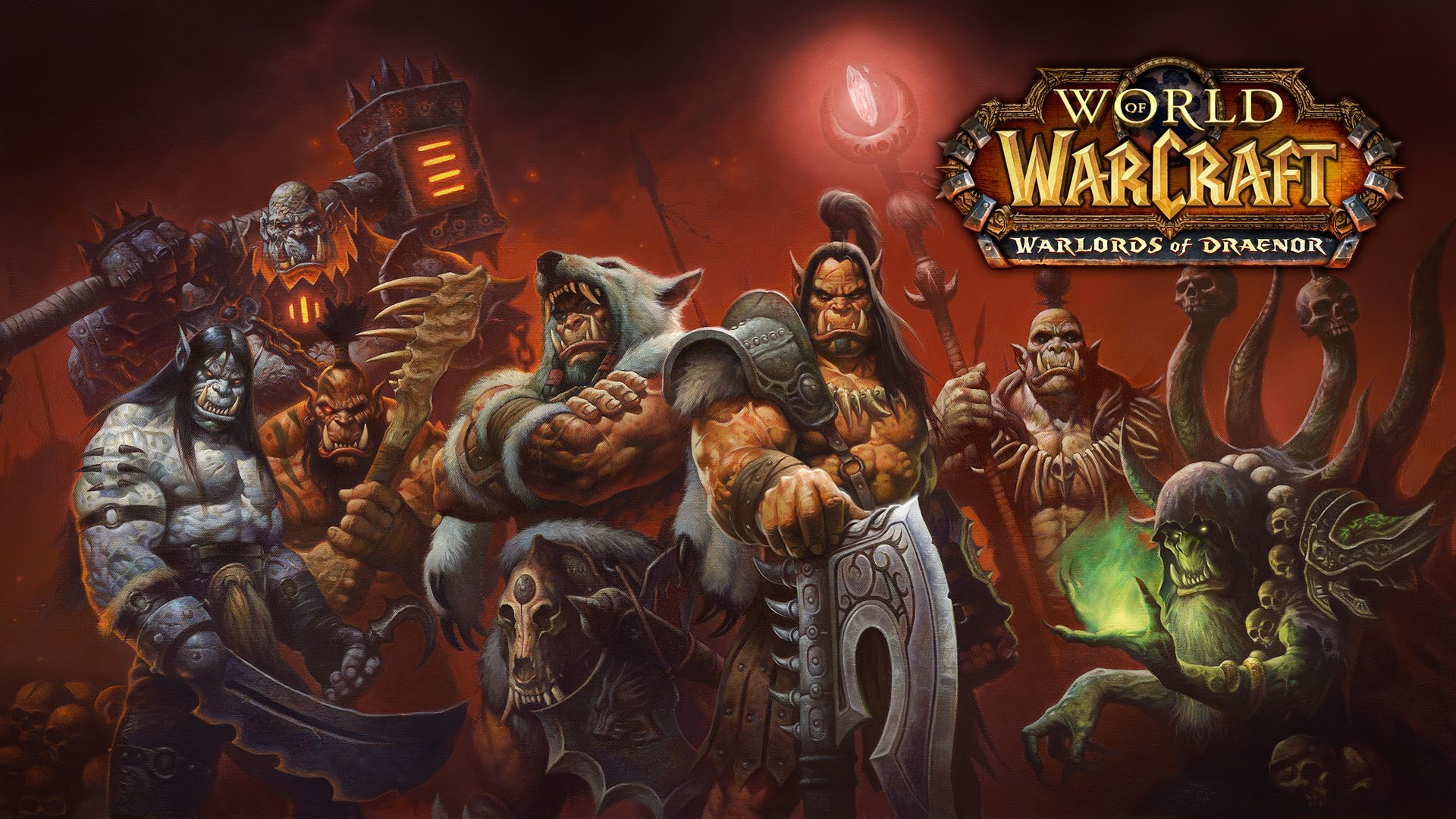 World Of Warcraft Warlords of Draenor 1113.93 Kb