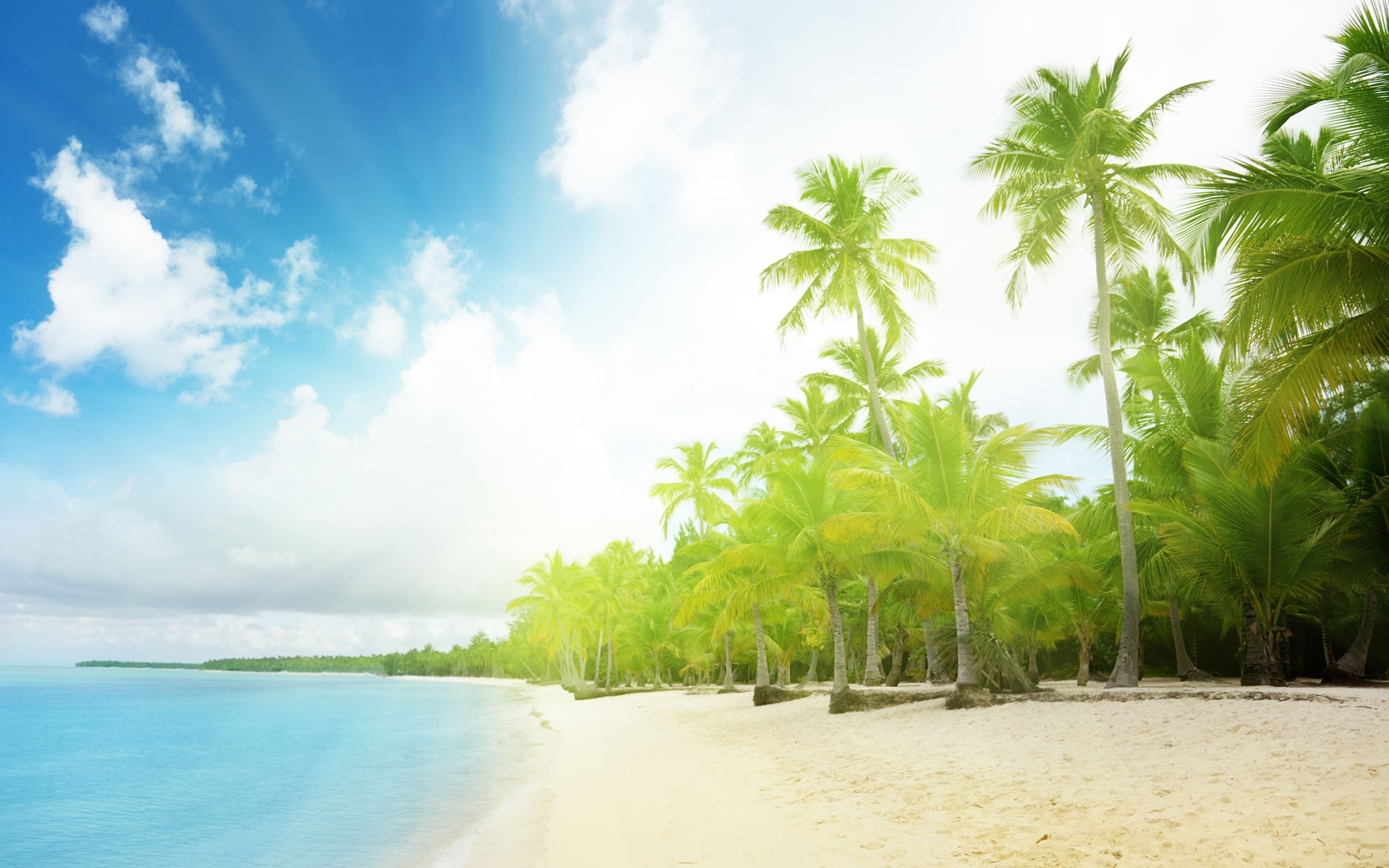 sunny beach wallpaper background 4236750 1920x1200 all