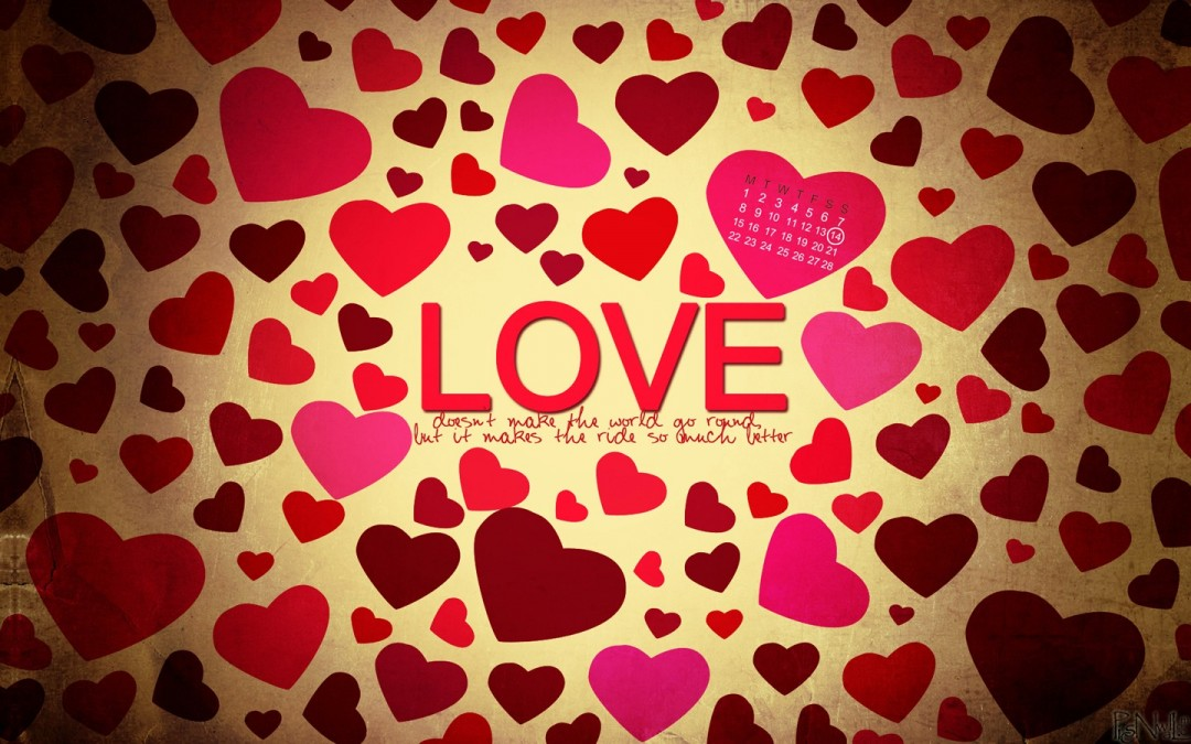 Love Wallpaper Background With Hearts 4236772 1080x675 All For