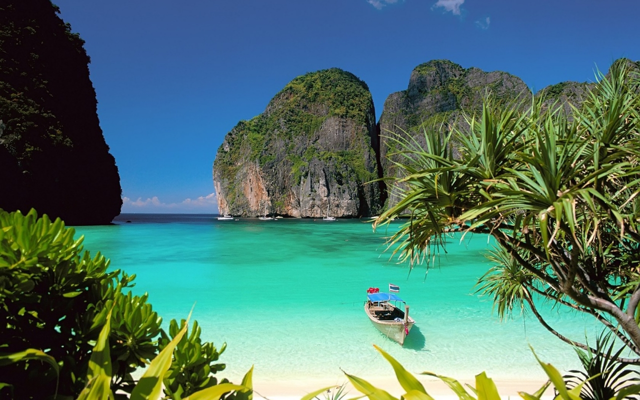 Best Places with Clear Water in Thailand 955.41 Kb