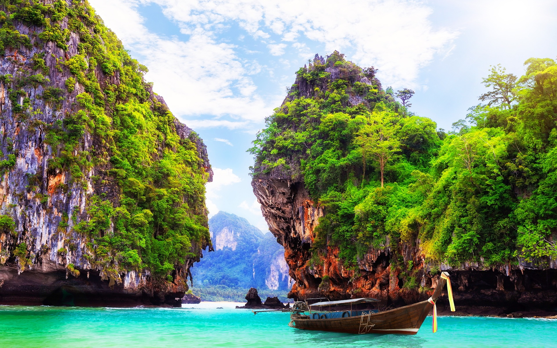 Amaizing Nature in Thailand 955.41 Kb