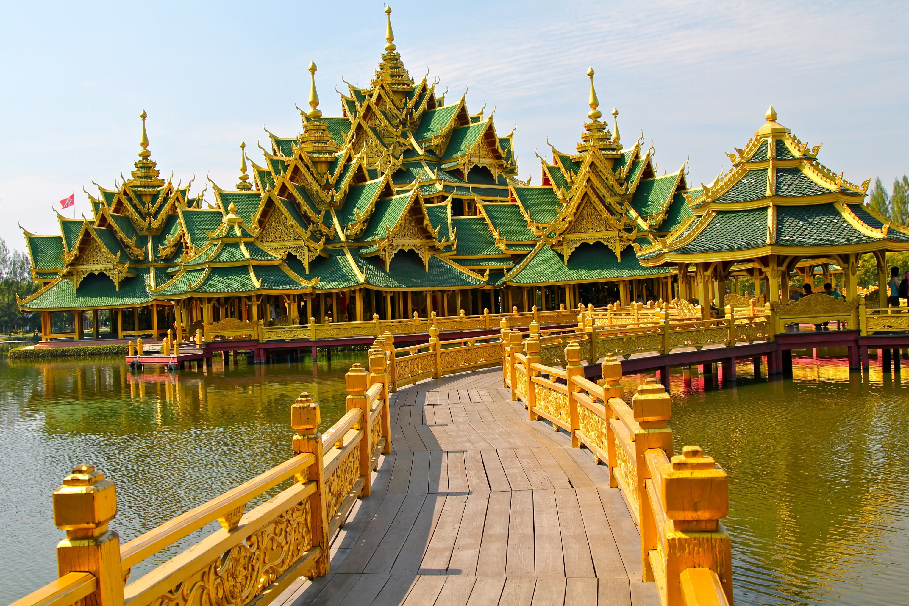 Mueang Boran, Ancient City in Thailand  955.41 Kb