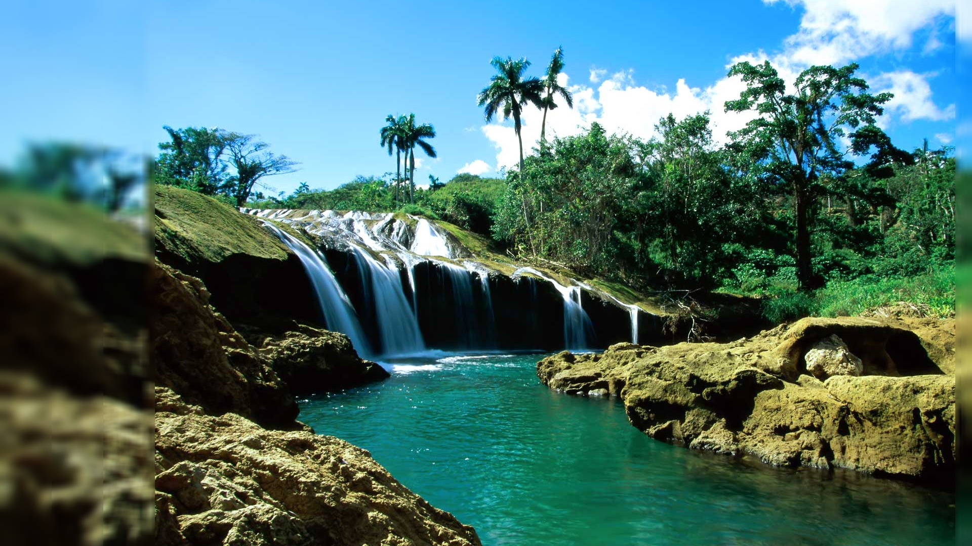 Desktop Backgrounds Clear Waterfalls #4237203, 1920x1080 | All For
