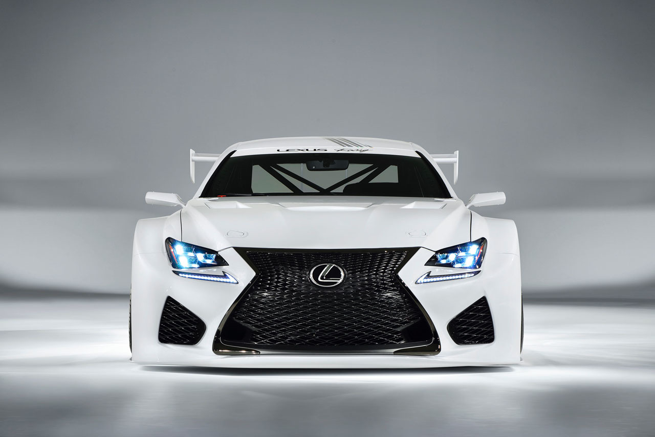 White Lexus Furious Look 453.65 Kb