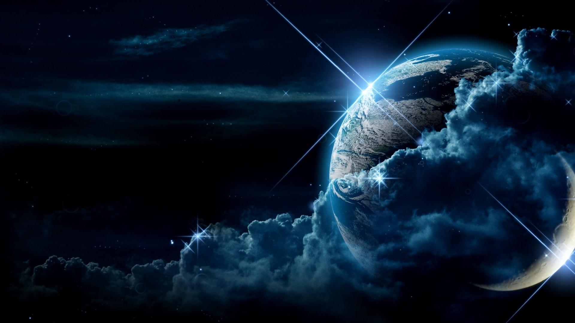 Cool Pictures Earth in Space 1585 Kb