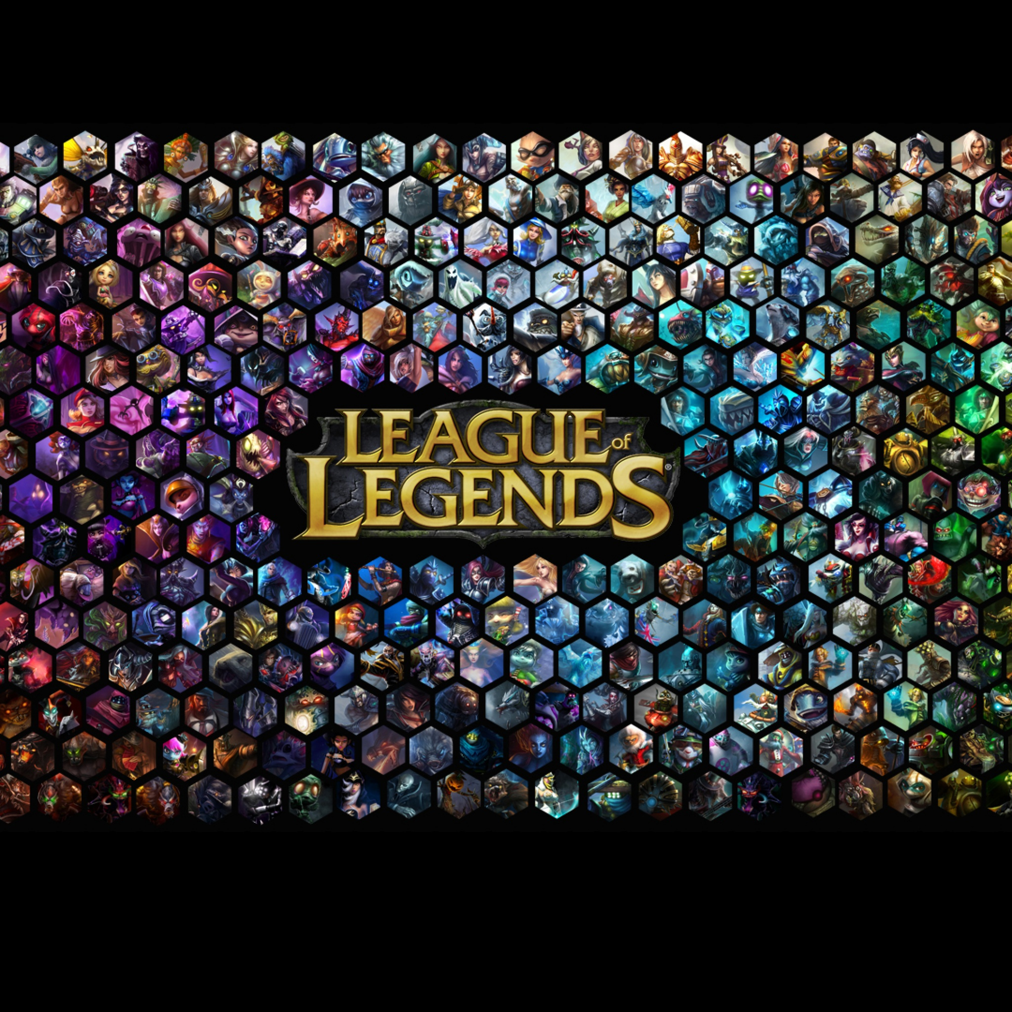 League Of Legends Third-Person Game 157.69 Kb
