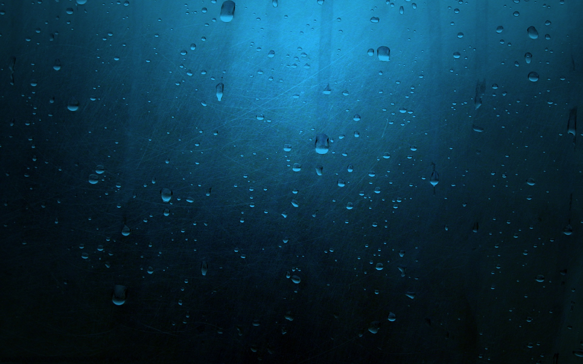 Drops Sliding Down the Glass Wallpapers 421.09 Kb