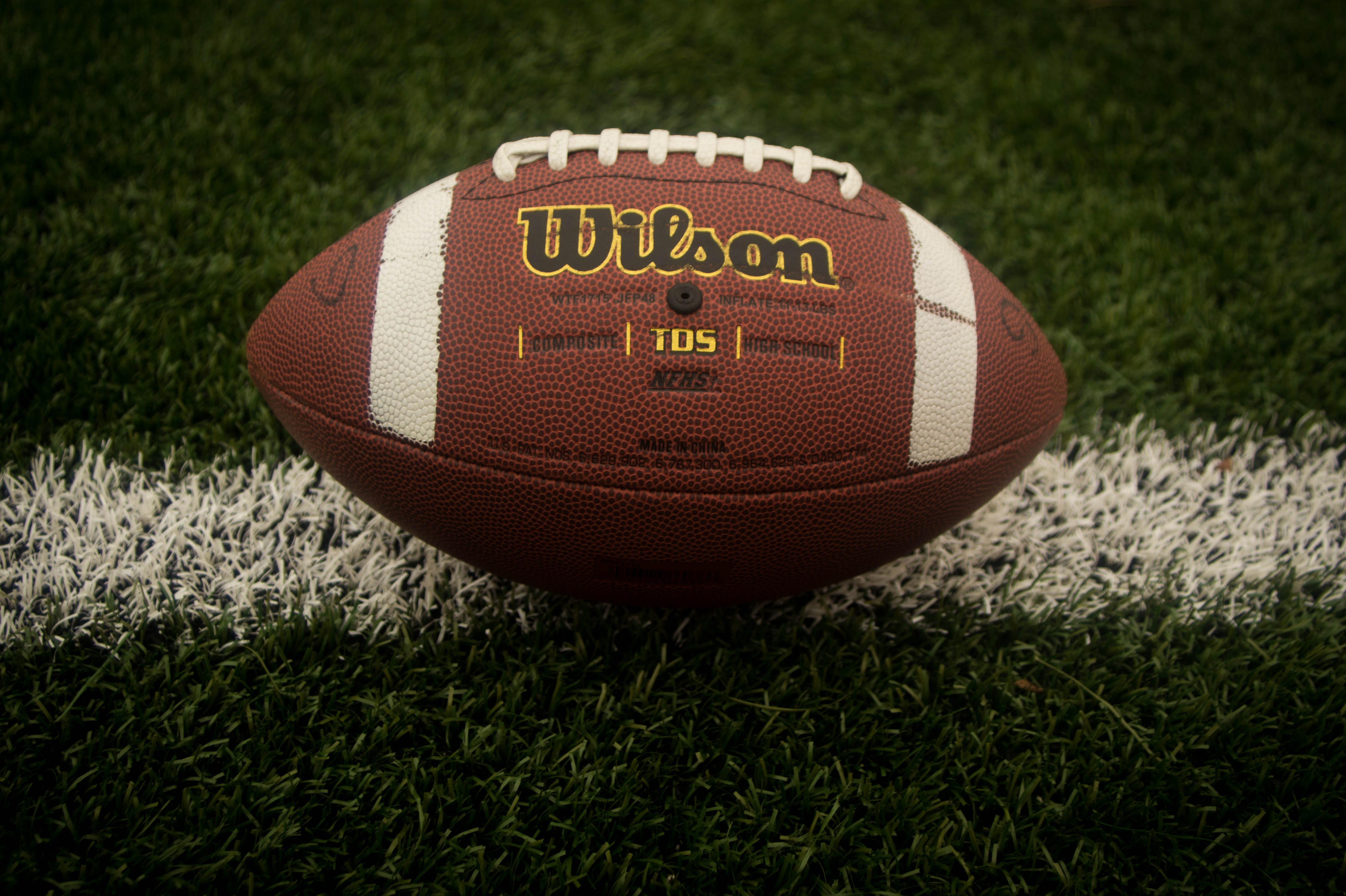 American Football Game Ball  2426.55 Kb