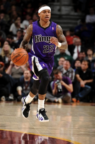 NBA Players Isaiah Thomas