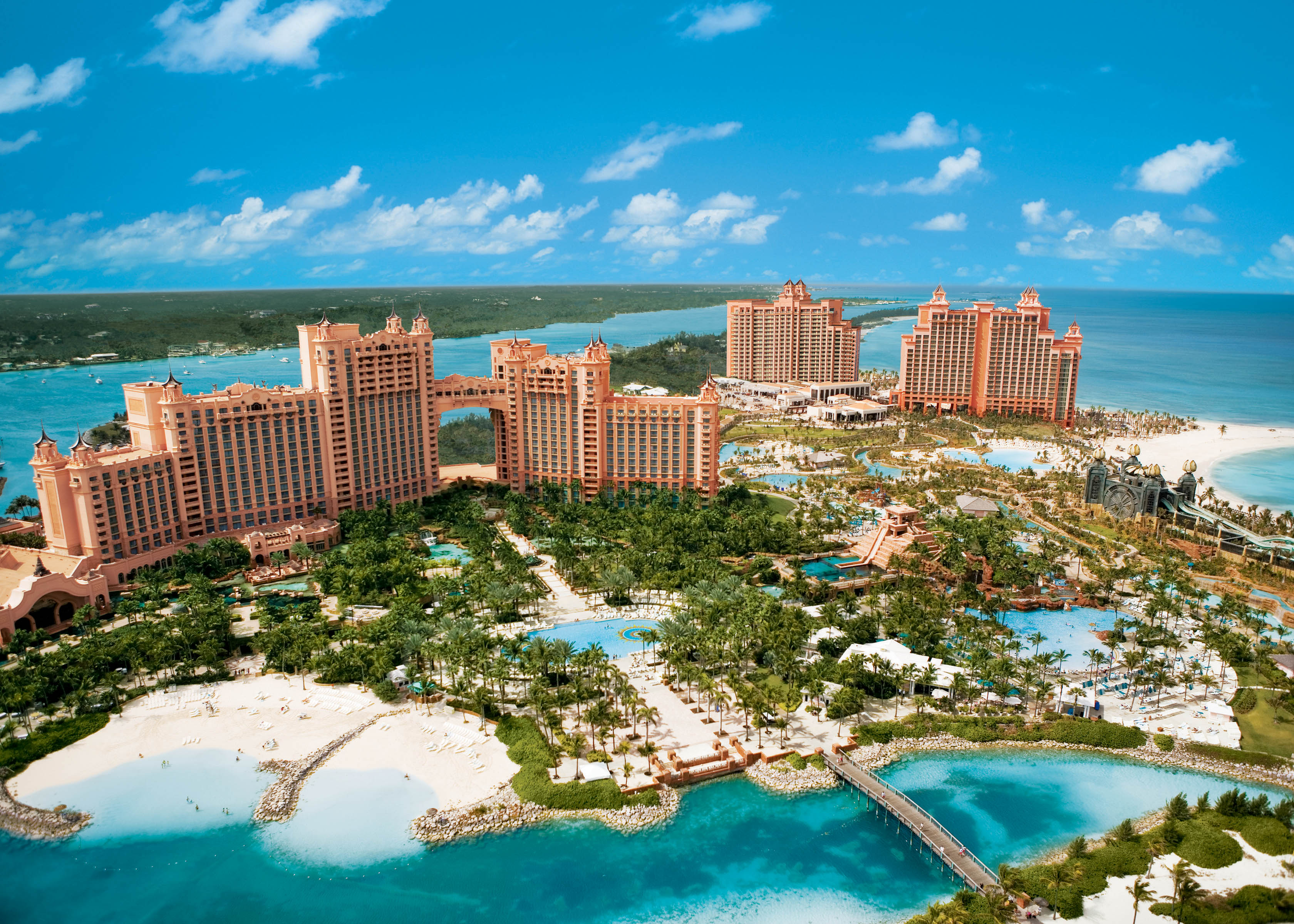 Atlantis Hotel in Bahamas 516.14 Kb