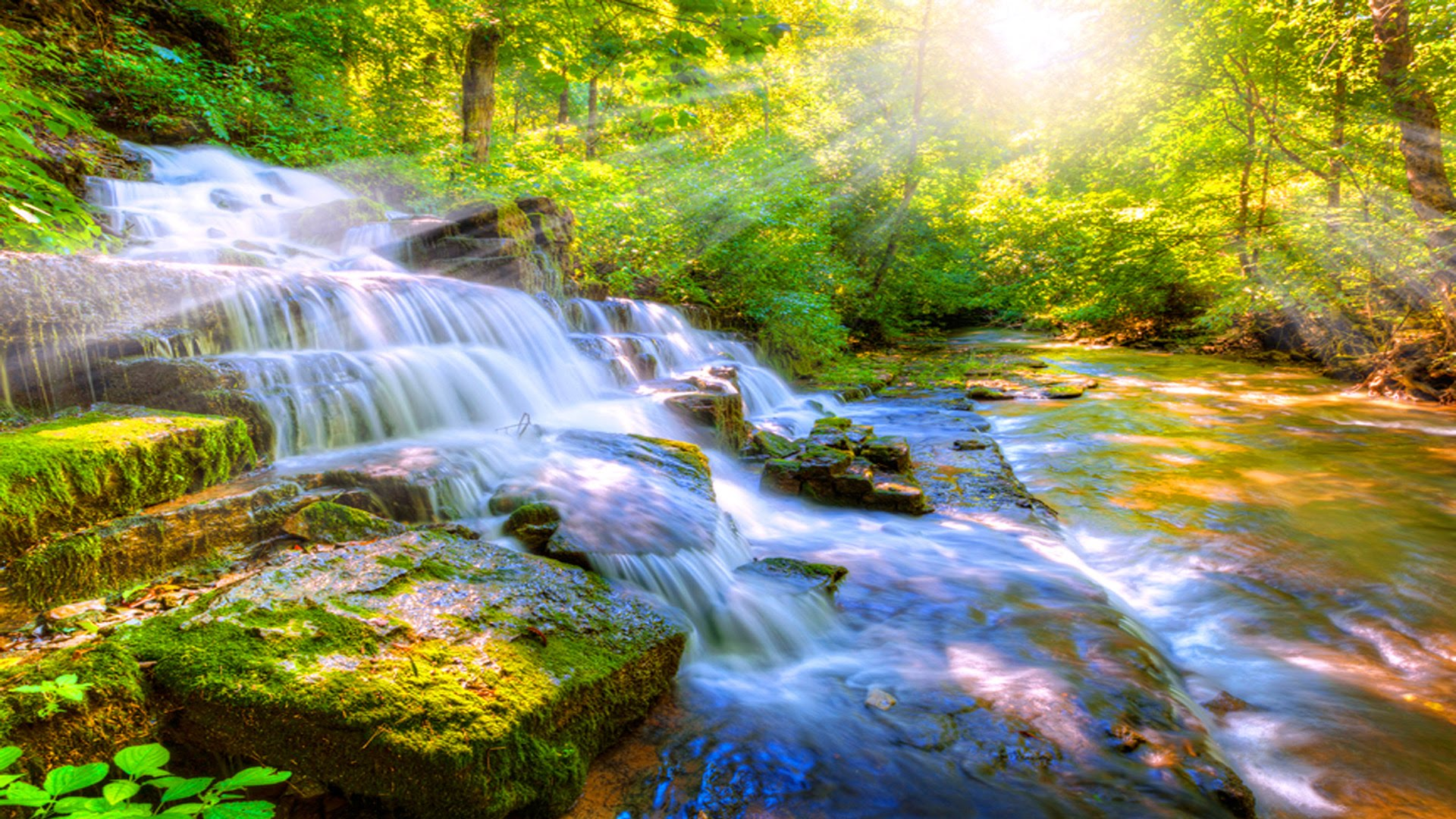 Images Of Nature and Waterfalls