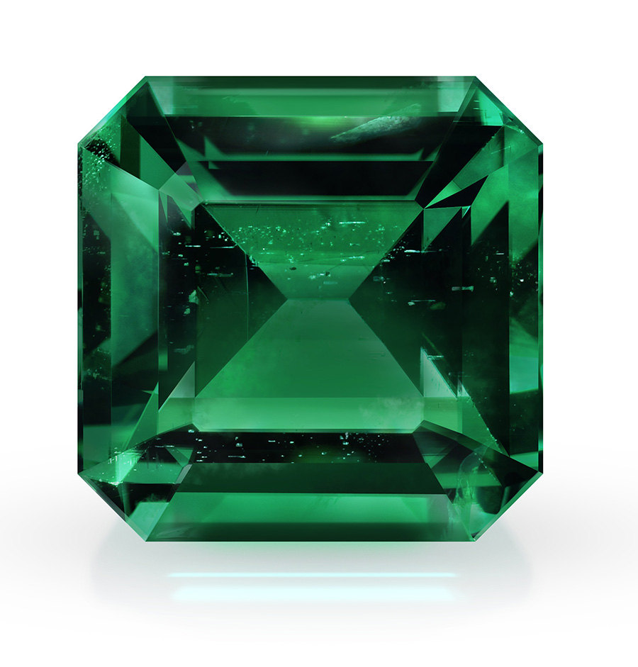 Emerald, Variety of the Mineral Beryl 1101.42 Kb