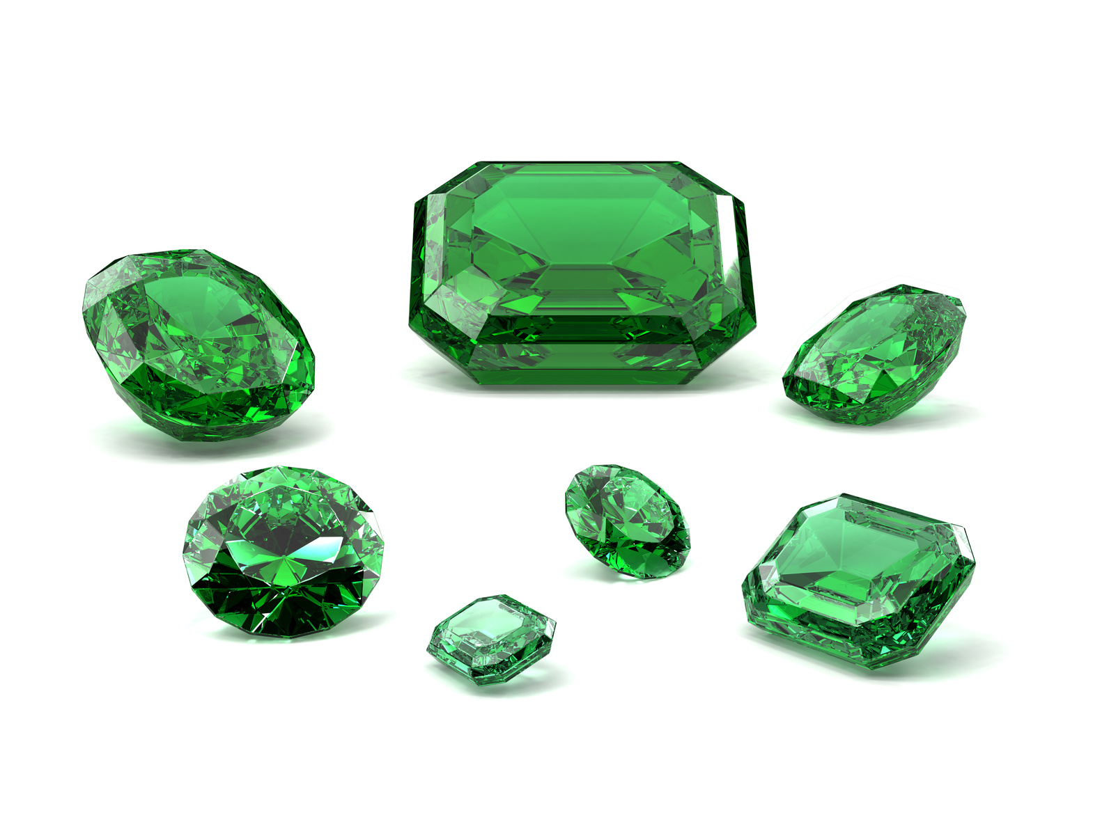 Emerald Stone Collection 1101.42 Kb
