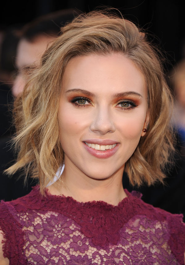 Actress Scarlett Johansson
