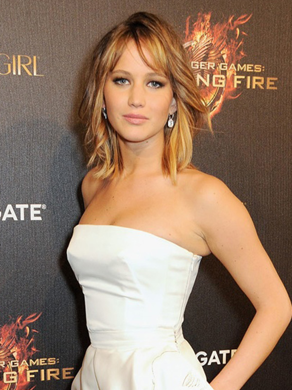 Jennifer Lawrence at Red Carpet