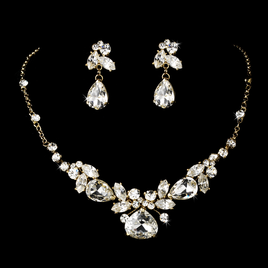 Jewelry Set, Earings and Necklace 4760.82 Kb