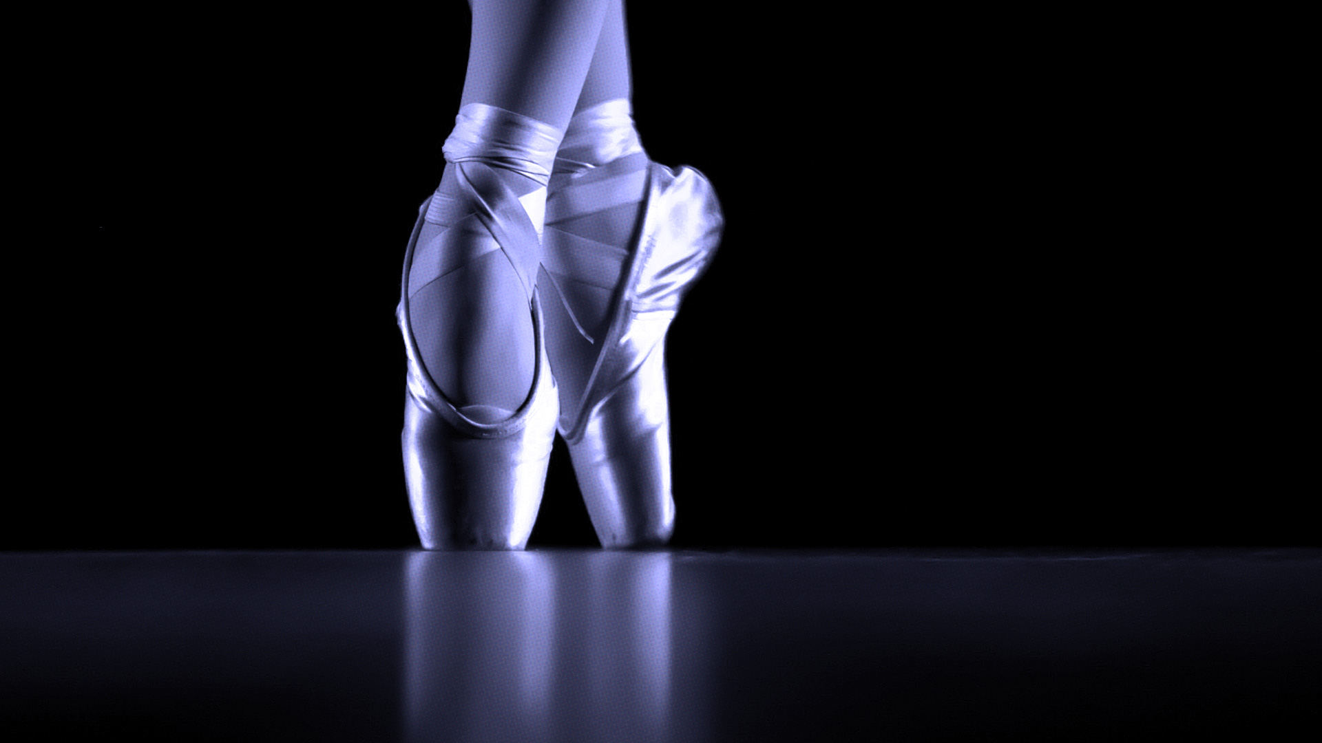 Ballet Shoes Wallpaper