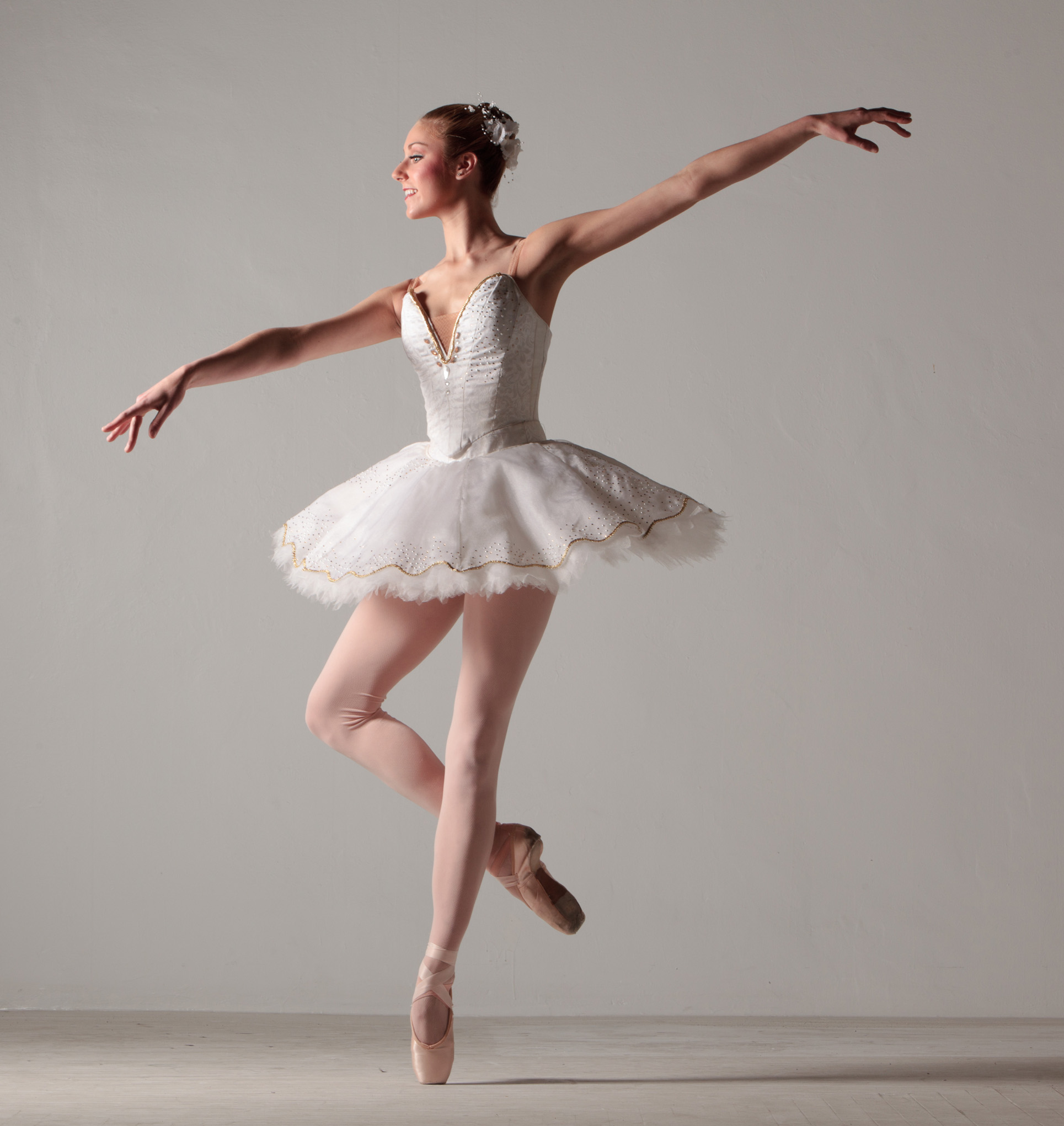 Ballet Dancer Training 122.95 Kb