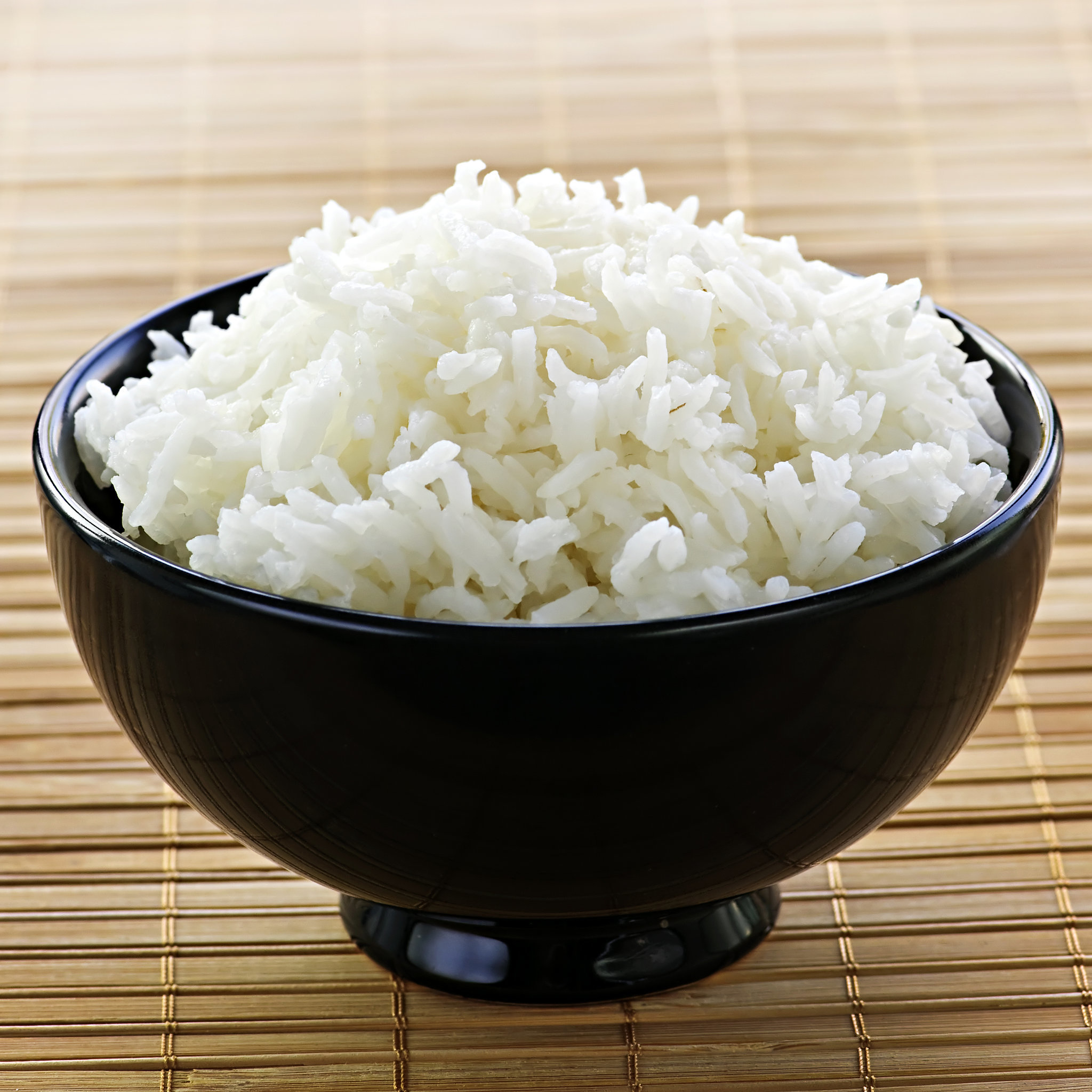 White Rice in a Blue Bowl 2676.35 Kb