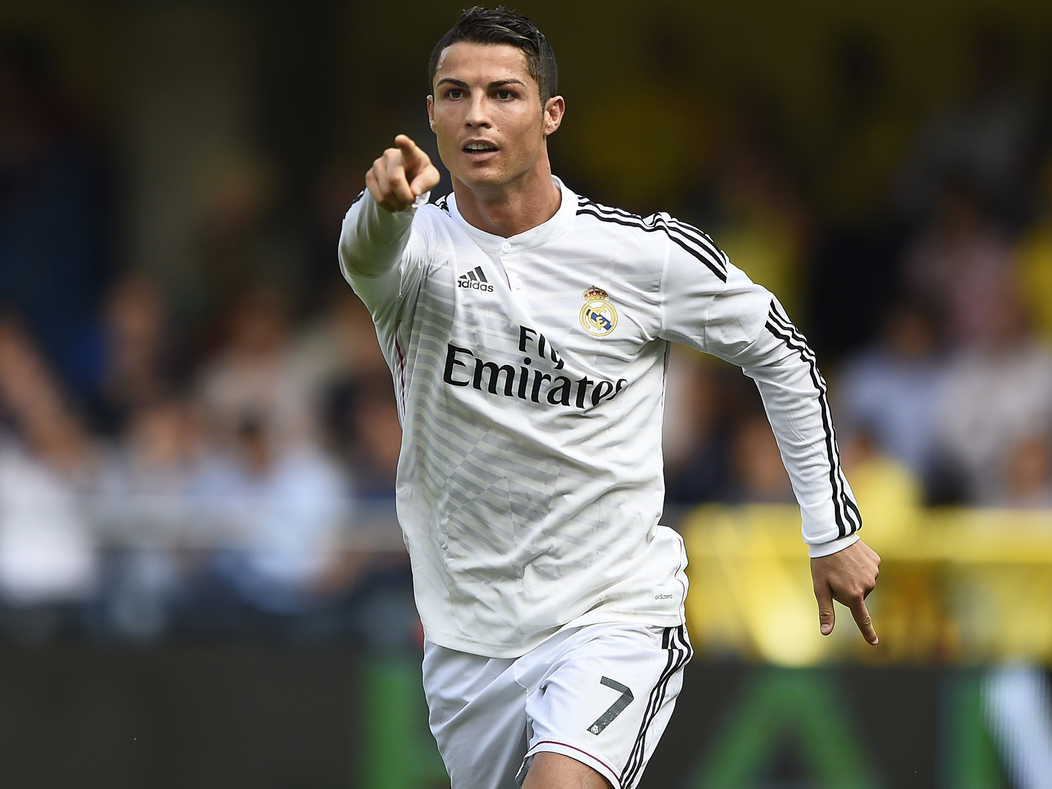 Image result for cristiano ronaldo pointing