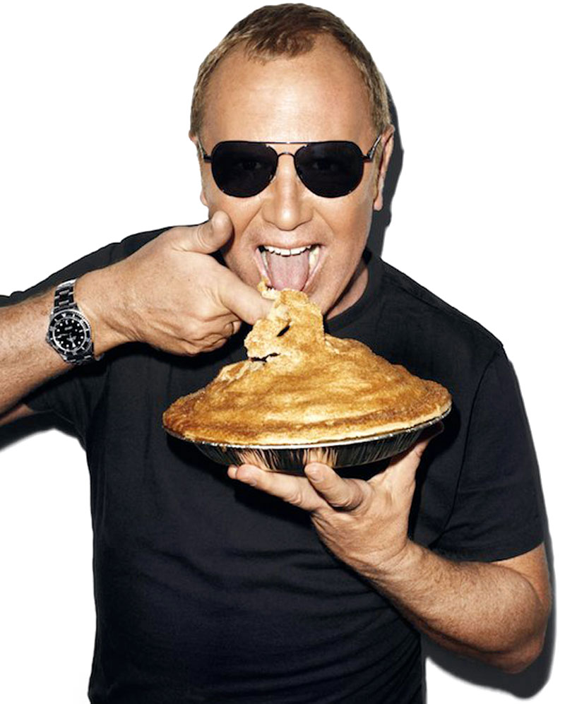 Michael Kors and Apple Pie 77.9 Kb