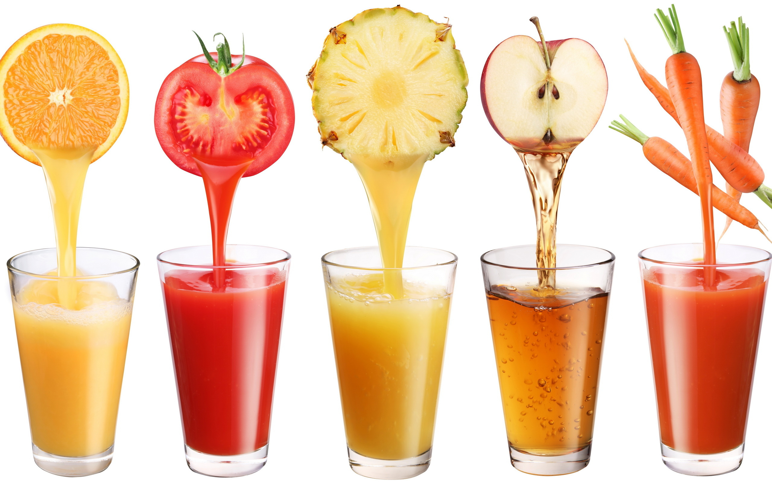 Variety of Fruit Juice 4460.89 Kb