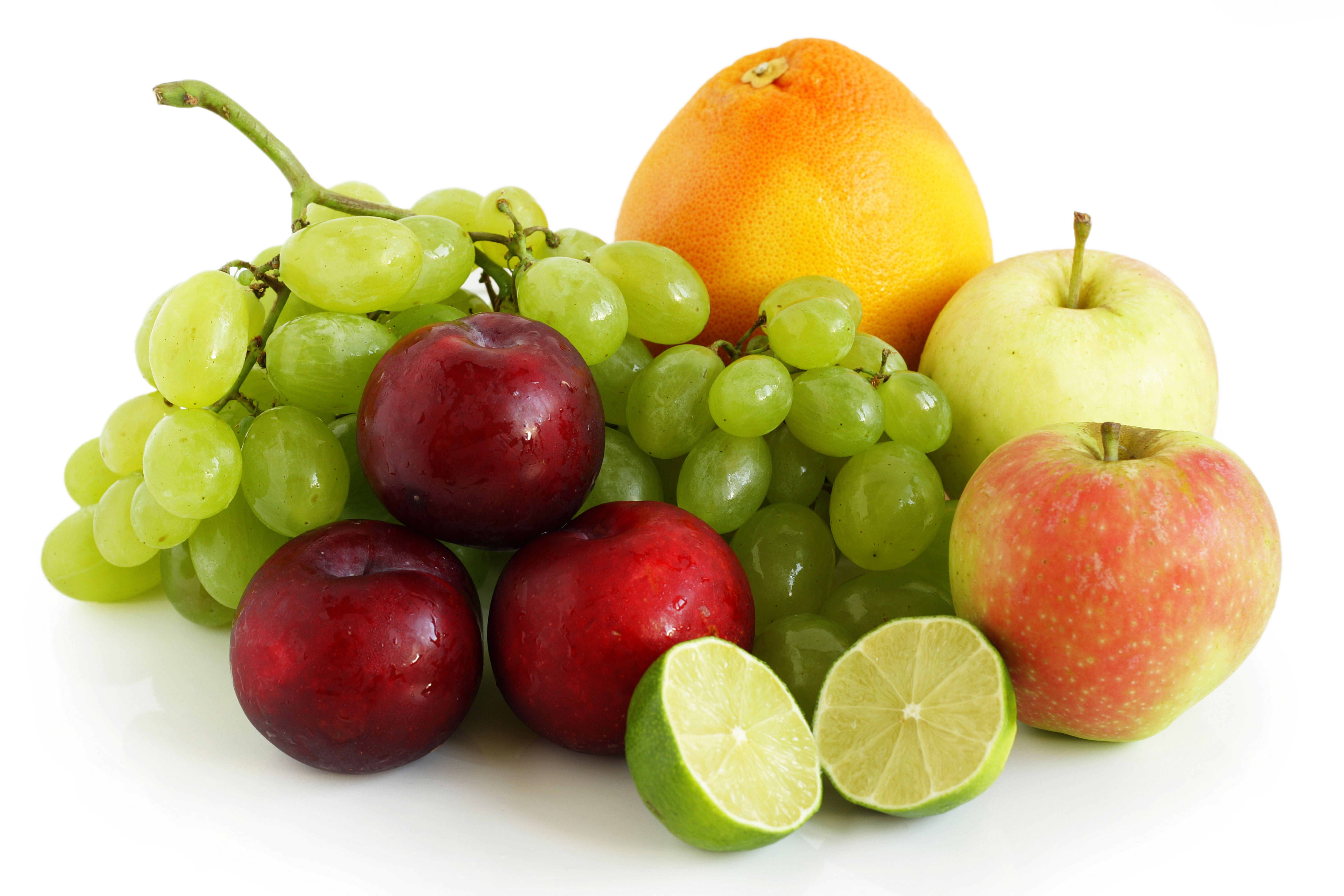 Variety of Fresh Fruit 553.36 Kb
