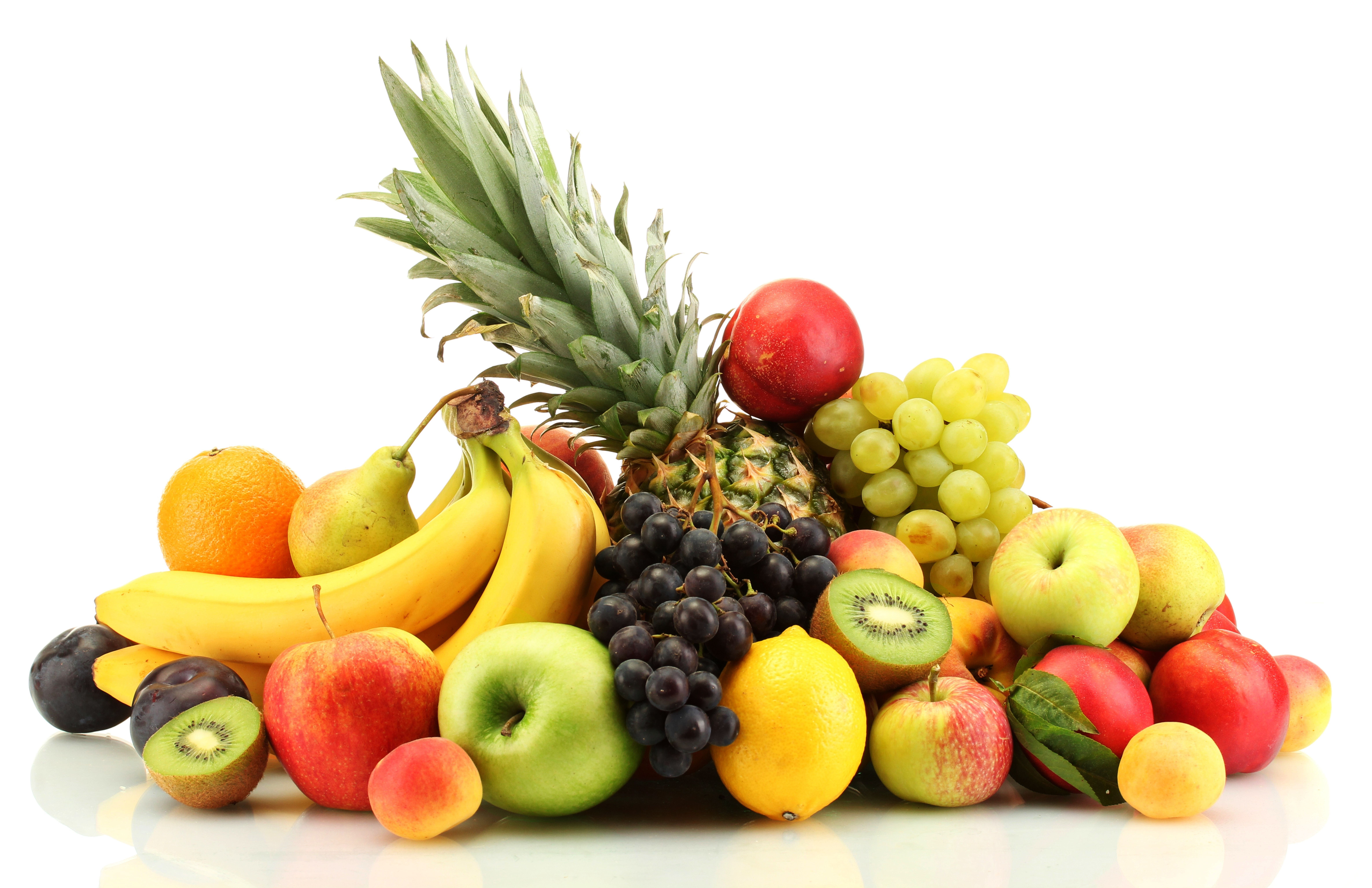 Fresh Fruit Collection 553.36 Kb