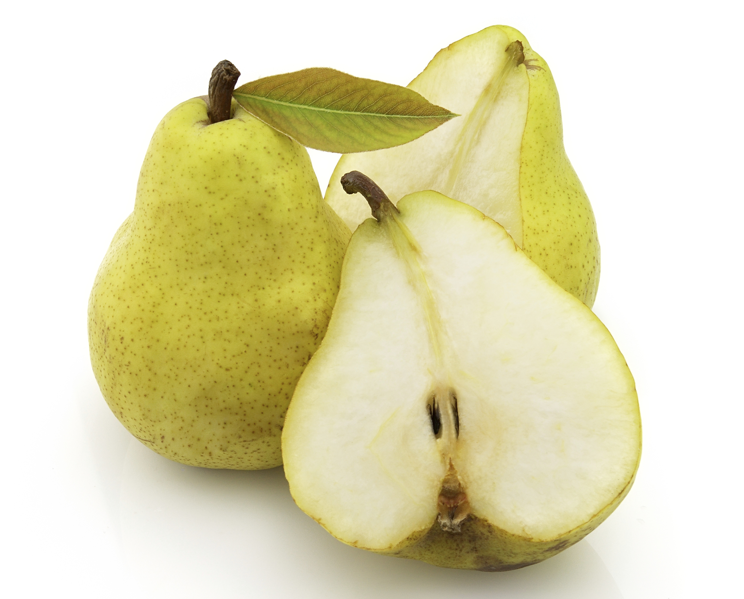 Cut Pear Fruits  345.57 Kb