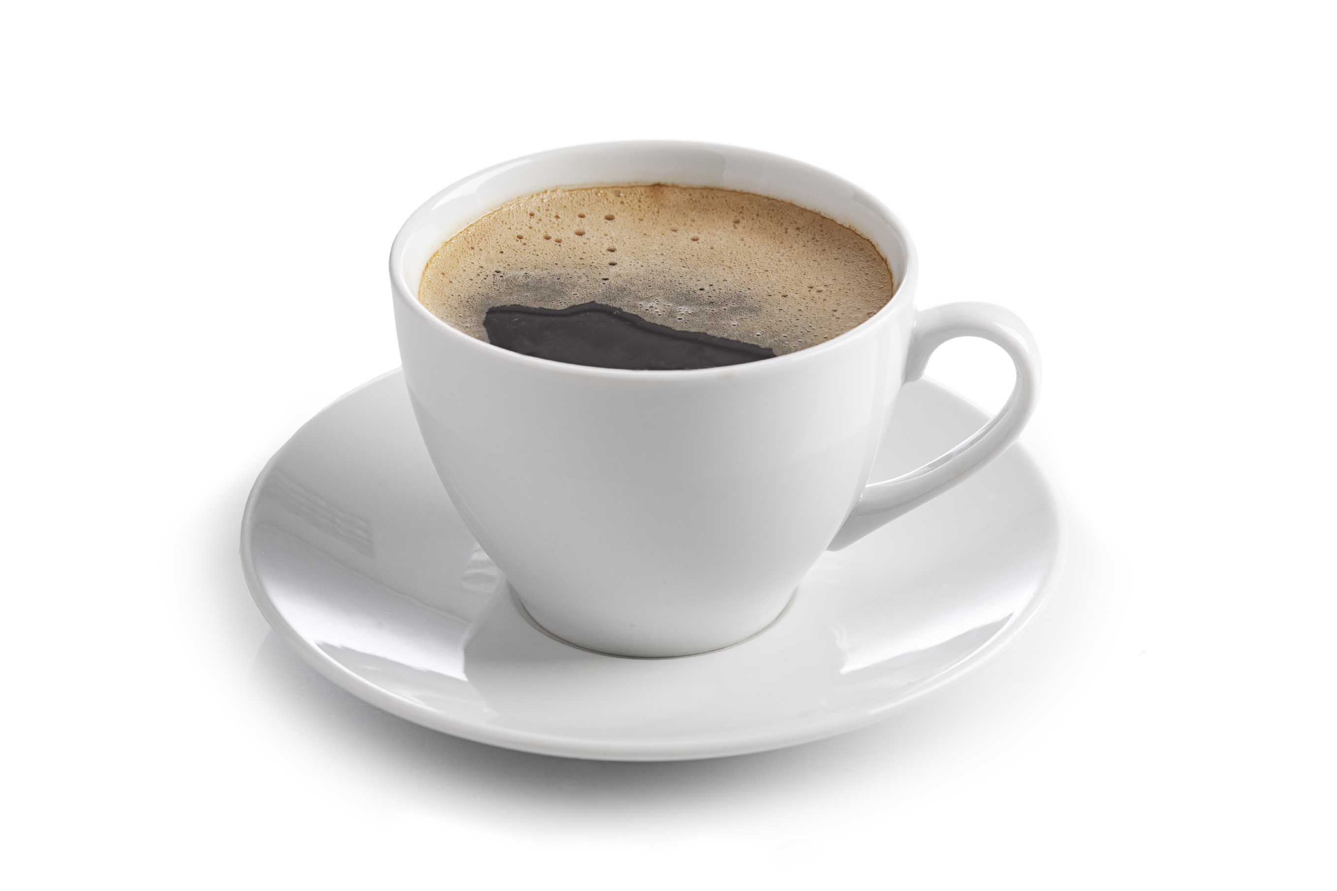 Black Coffee in a Cup 494.2 Kb