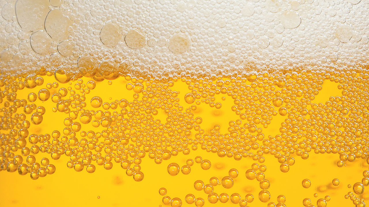 Fresh Beer Foam 1607.89 Kb