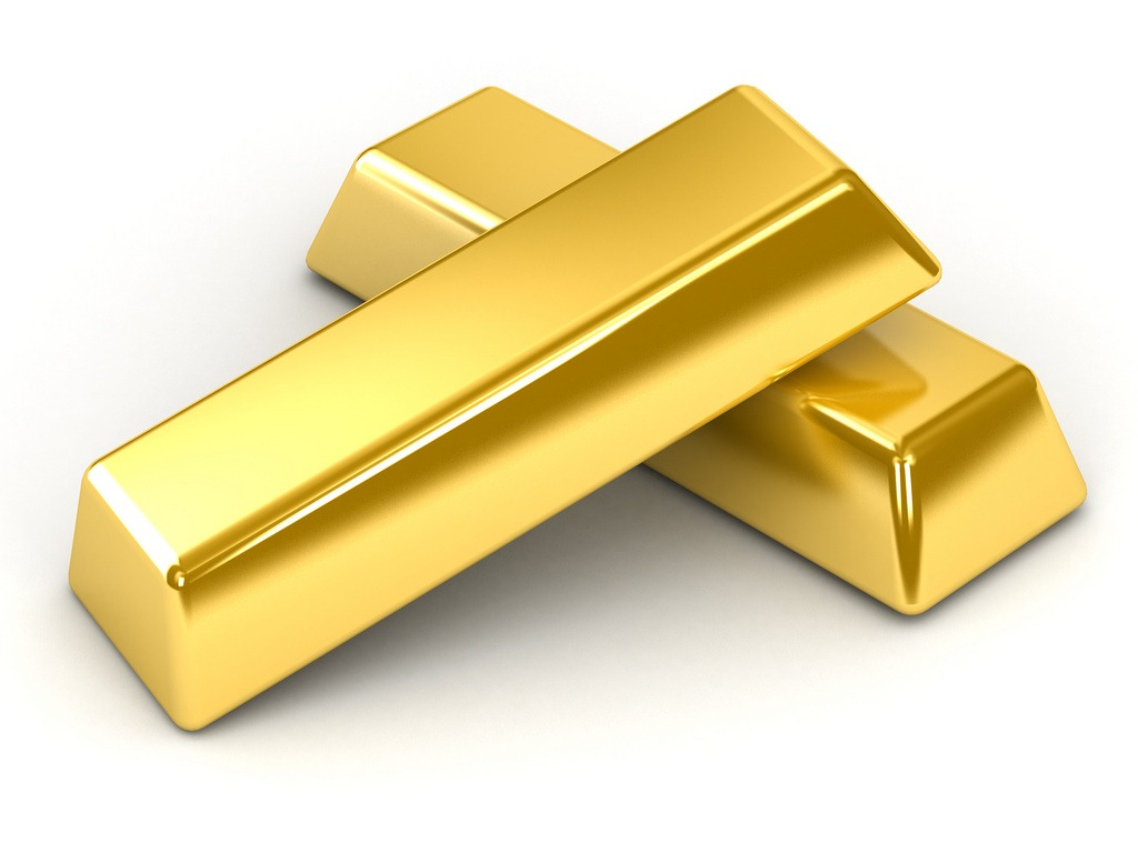Two Gold Bars 1606.89 Kb