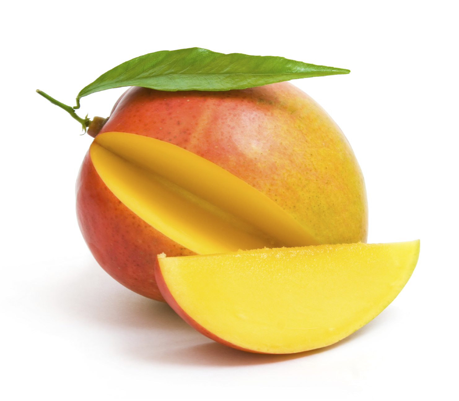Mango Fruit Slice 106.41 Kb