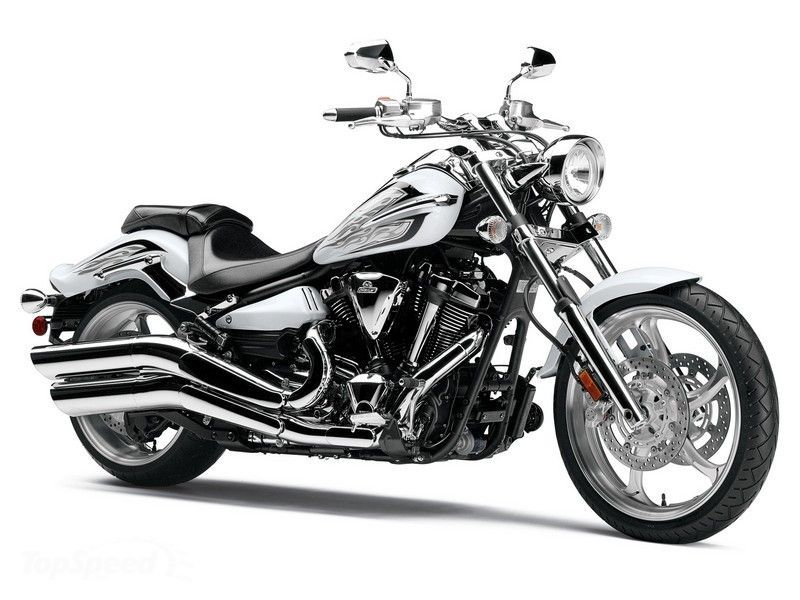Motorcycle Yamaha Star Raider 270.08 Kb