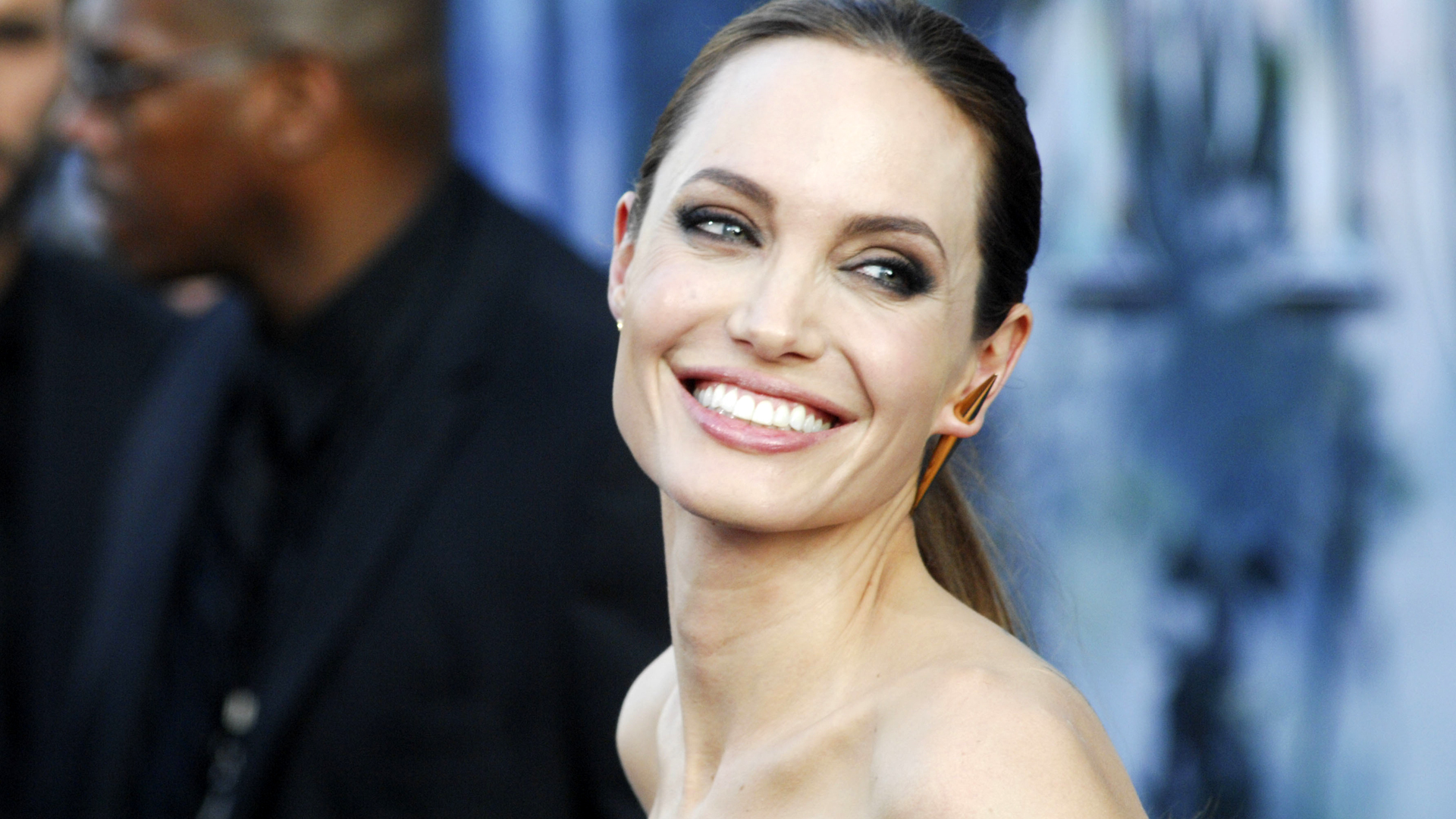 Gorgeous Angelina Jolie