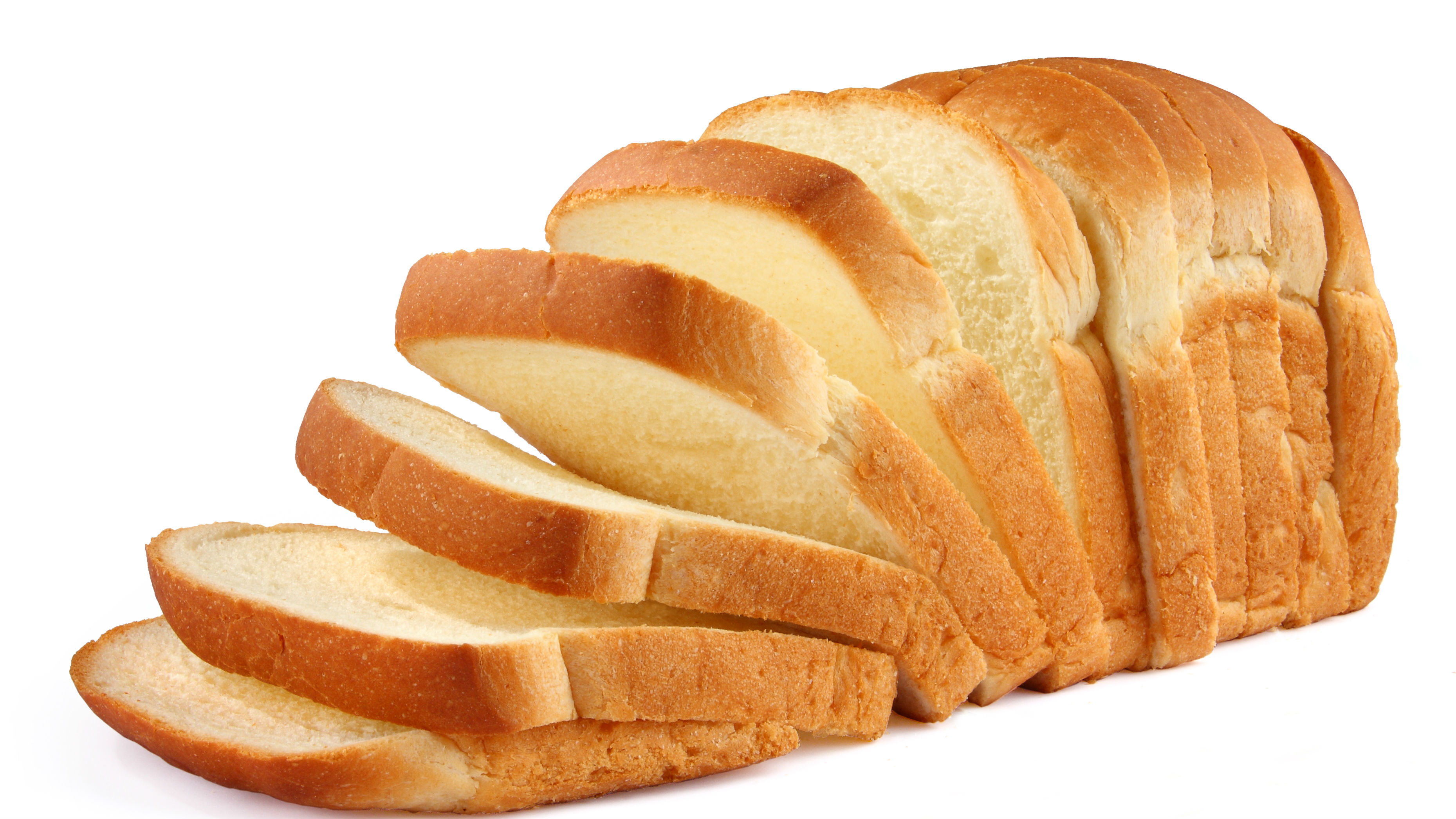 Soft Fresh Bread Slices 127.65 Kb