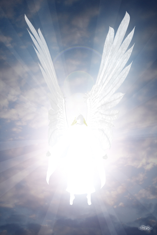 Angel White Light 513.48 Kb