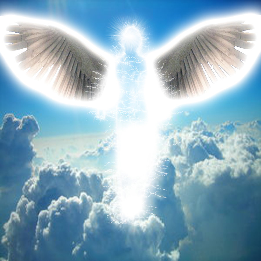 Bright Angel in the Sky 513.48 Kb