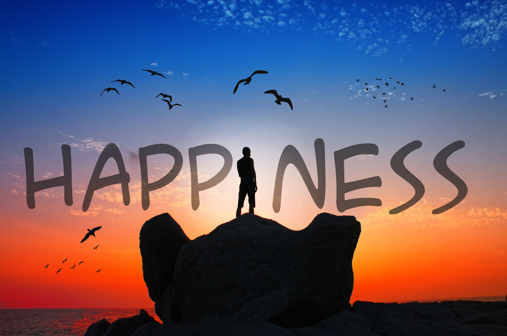Happiness Sign Wallpaper 27.19 Kb