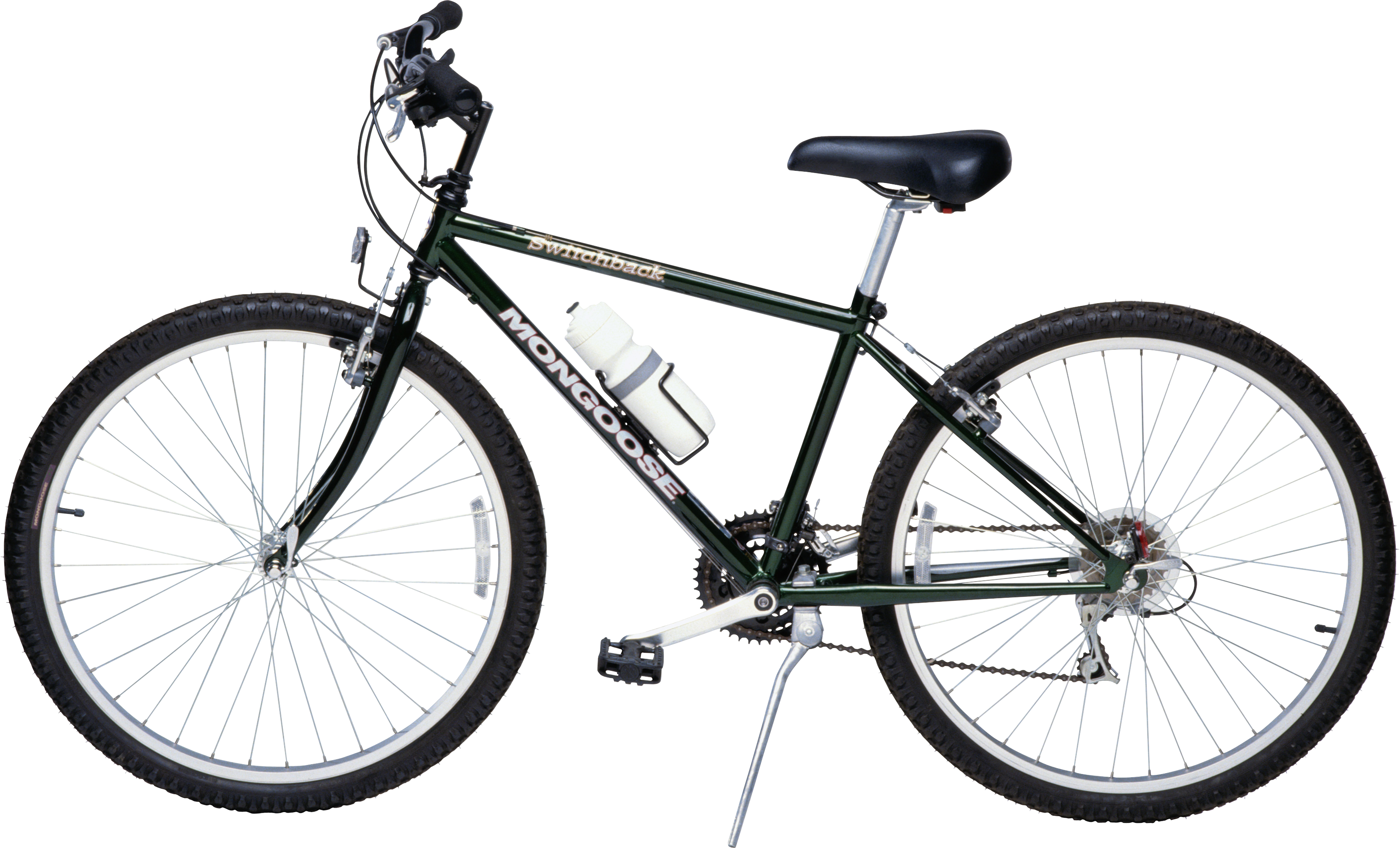 Mongoose Black Bicycle 544.06 Kb